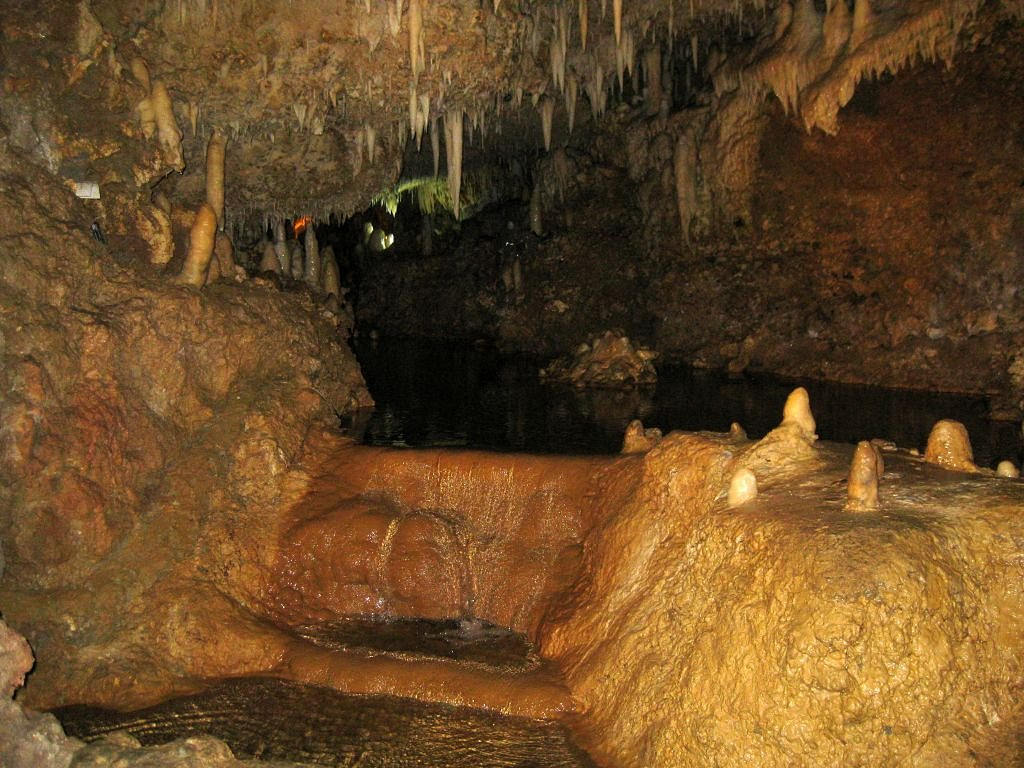 Harrisons Cave, Barbados