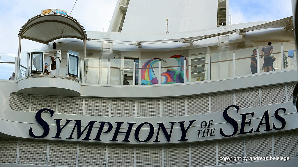 Symphony ot the Seas